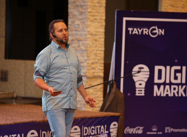 Участников дня цифрового маркетинга ждал интенсивный тренинг