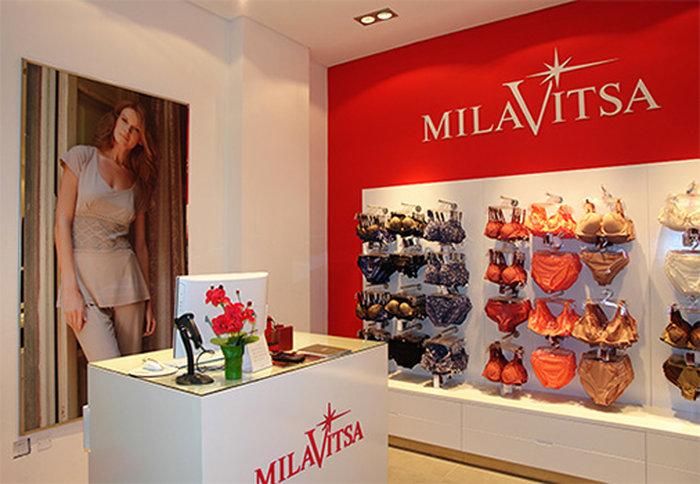 В красноярской рекламе магазина Milavitsa непристойных и оскорбительных образов эксперты не выявили