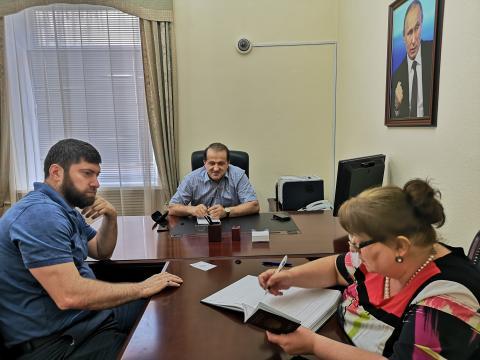 Руководители УФАСов ответили на вопросы граждан, разъяснили нормы действующего законодательства и дали устные рекомендации