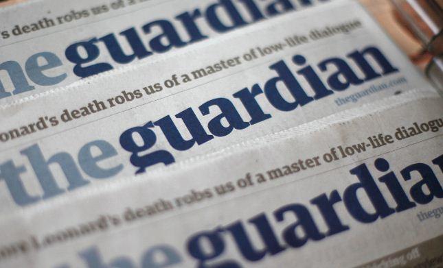 Британская газета «Гардиан» смогла вдвое увеличить свою аудиторию