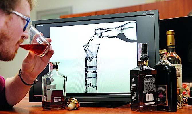 Рекламу алкоголя придётся поискать…