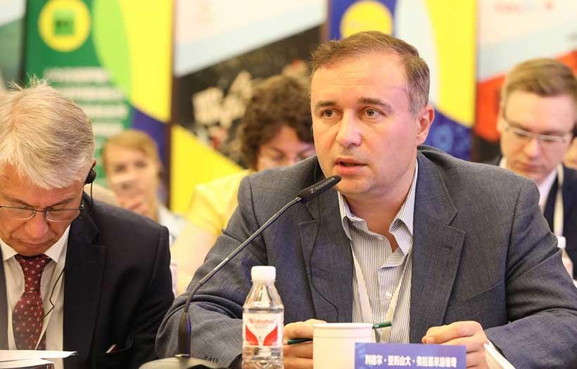 Александр Лигер представил рекламные возможности российского ТВ в КНР
