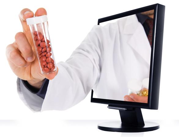 За рекламу лекарств от коронавируса накажут гривной