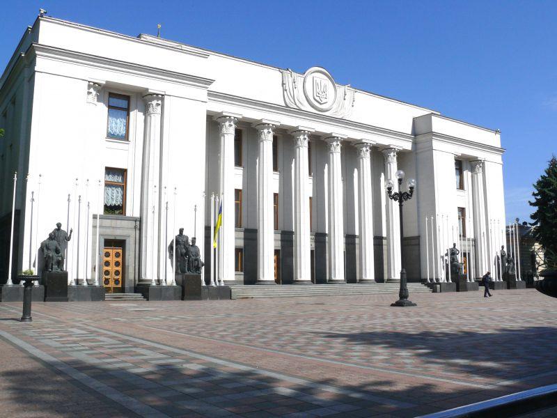 Украинские депутаты взялись за спам