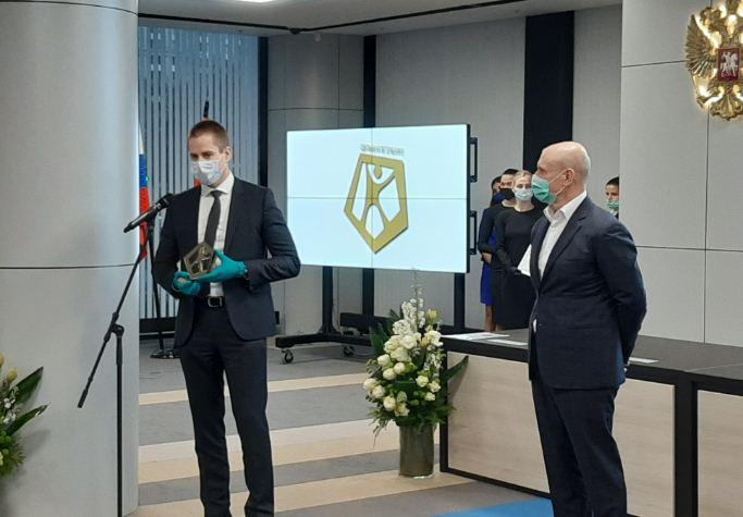 Почётного знака «Сделано в Петербурге» удостоены компании, являющиеся гордостью города