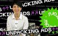 В студии Unpacking Ads – Ирина Муштина