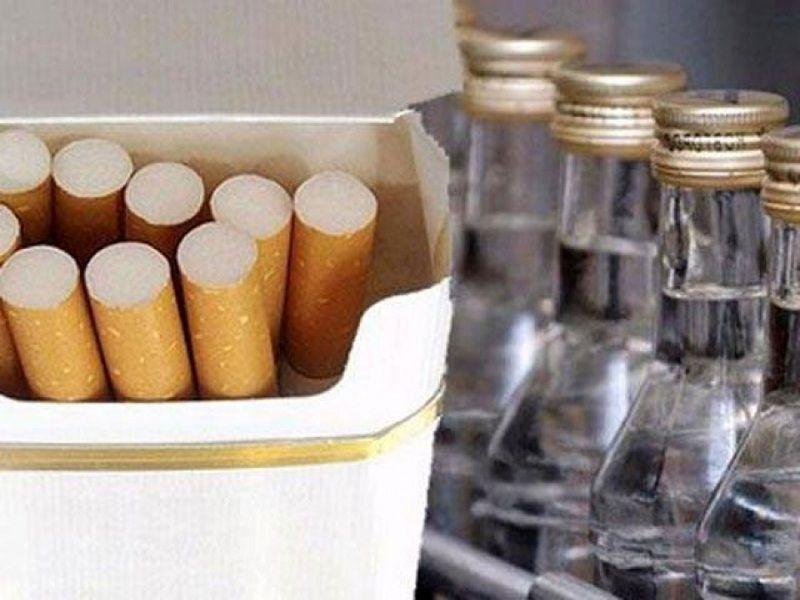 Реклама алкоголя и табака – только по закону!